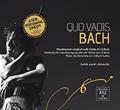 "CD ""Quo Vadis Bach"" von Davide Zavatti"